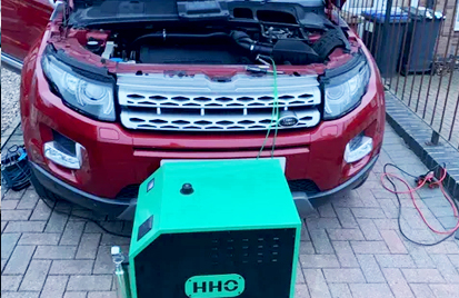 KB Tuning Hydrocarbon Engine Cleaning